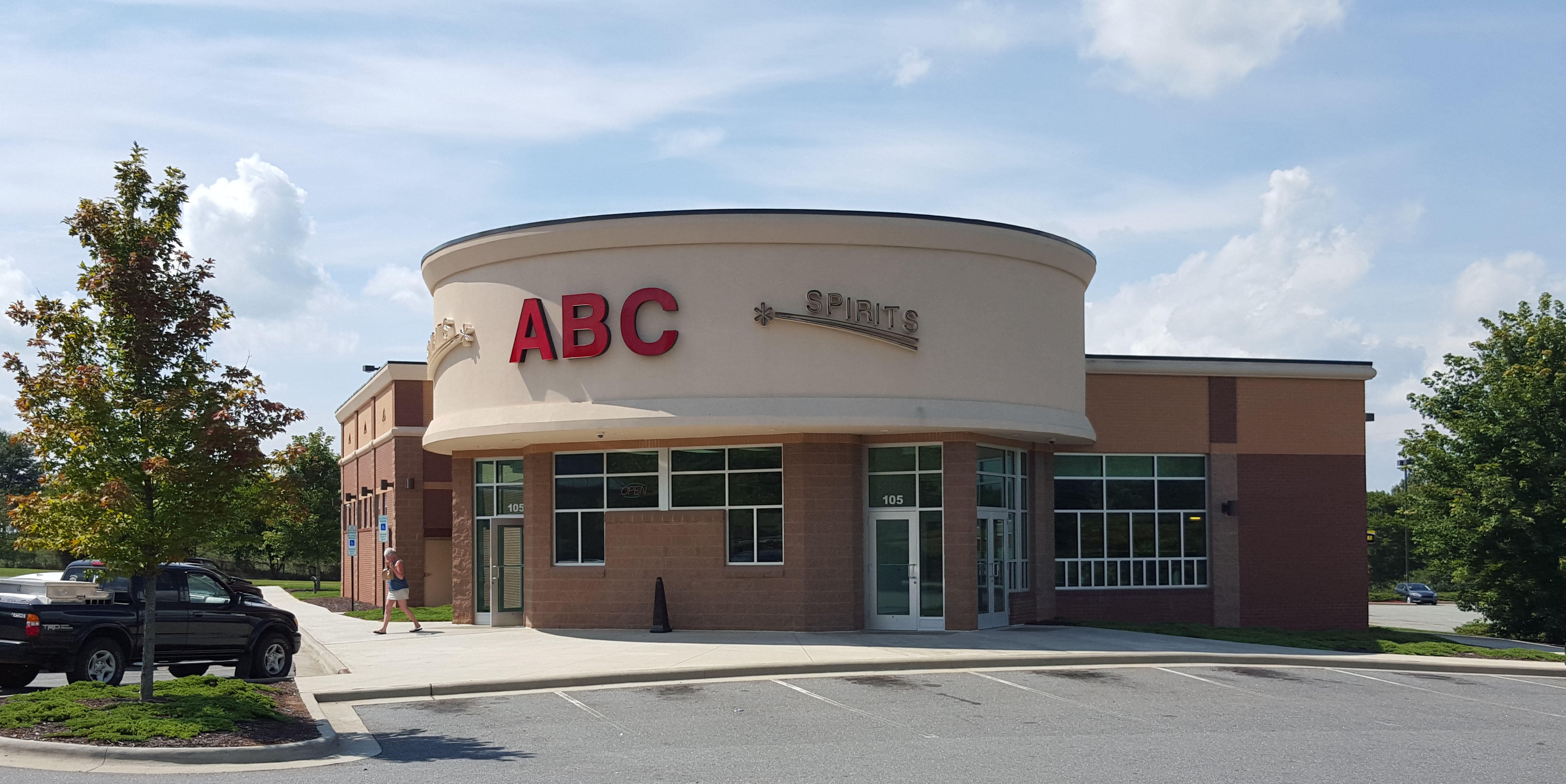 picture of ABC Store in Lincolnton, NC