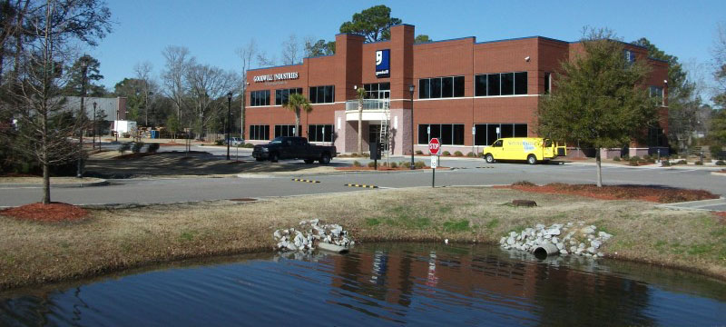 Corporate Offices of Goodwill, North Charleston, South Carolina Picture