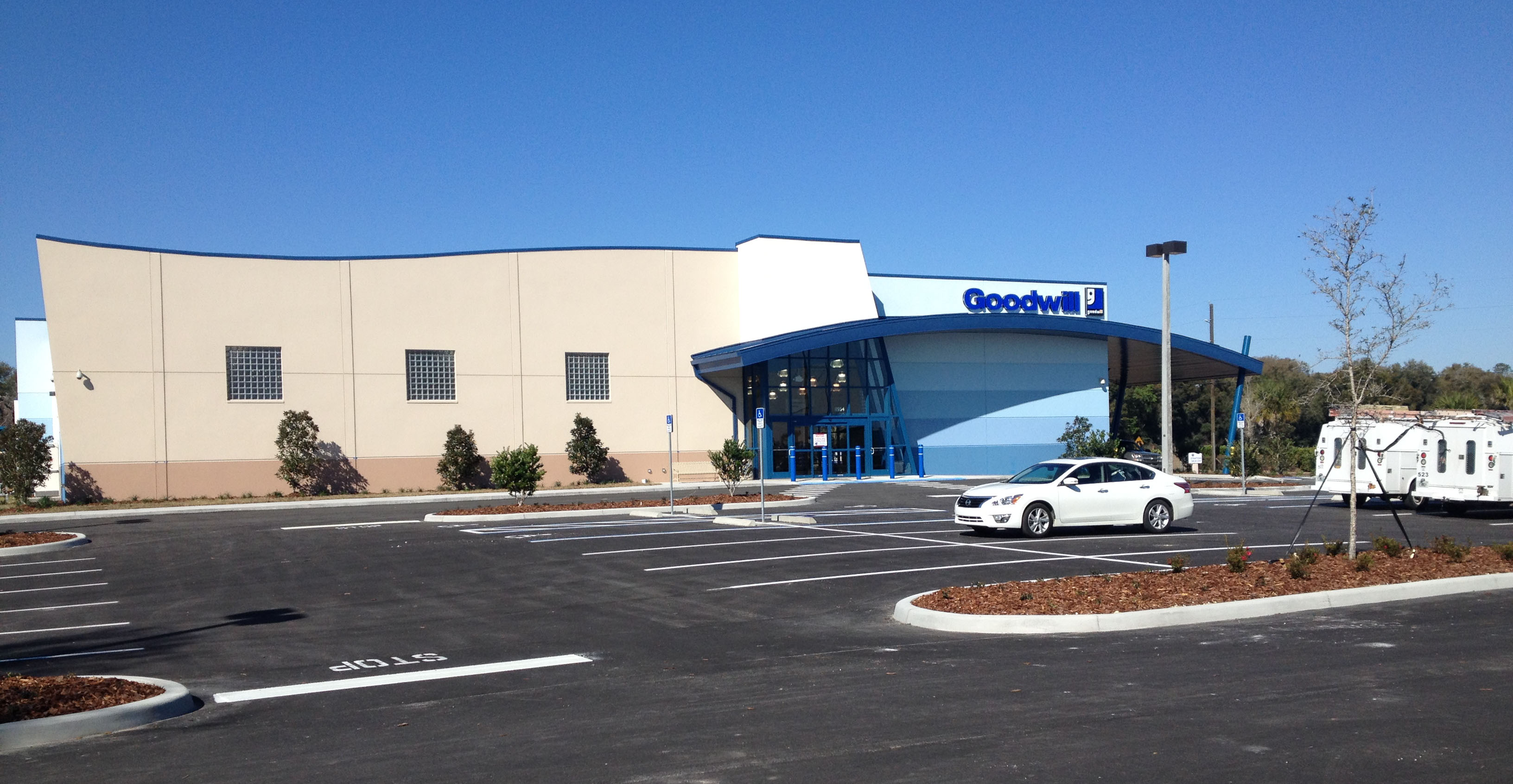 picture of Goodwill Store in Oxford, FL